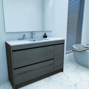 Ngaio freestanding vanity-1200mm Single Basin