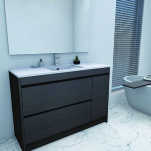 Pania 1200mm Single Basin