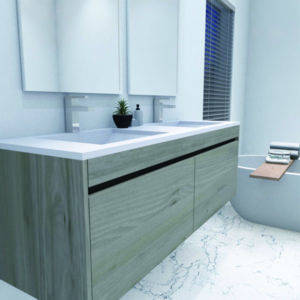 Pania 1200mm / 1500mm Double Basin